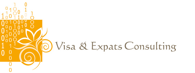 visa and expats consulting Logo